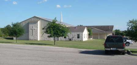 New and Current Church Bldg